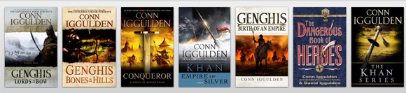 Conn-Iggulden-Books